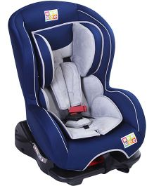 Mee Mee Car Seat - Dark Blue And Grey