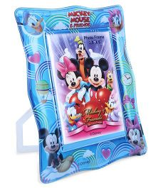 Disney Mickey Mouse Photo Frame - Blue