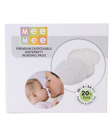 Mee Mee Premium Disposable Breast Pad - 24 Pieces