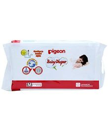 Pigeon Baby Diaper Medium - 40 Pieces