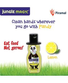 Jungle Magic Kids Hand Sanitizer Pandy - 50 ml