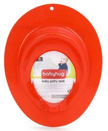 Babyhug Potty Trainer - Red