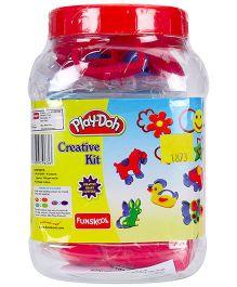 Funskool Play Doh Creative Kit - 4 Colors