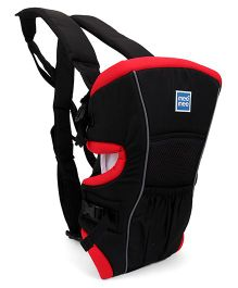 Mee Mee Convenient Four Way Baby Carrier - Black