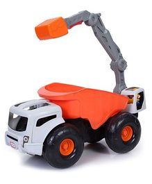 Little Tikes Monster Dirt Digger Truck - Orange