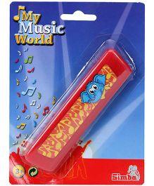 Simba My Music World Harmonica