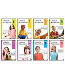 Macaw Logical Reasoning English - Set of 8 Books