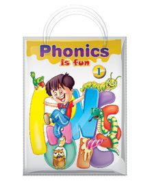 Macaw Phonics is Fun Set of 6 Books - English