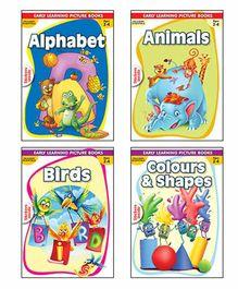 Macaw Pre-Nursery Books Set I English - Set of 4