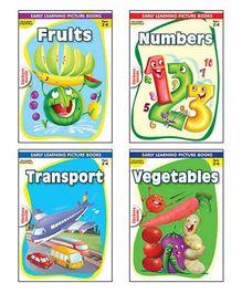 Macaw Pre-Nursery Set II English - Set of 4 Books