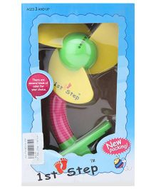 1st Step Baby Table Fan Yellow