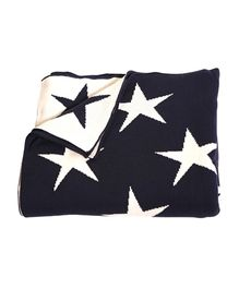 Pluchi Cotton Knitted Teen Blankets Way to the Stars