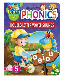 Dreamland Publication Learn With Phonics Book 5 - English