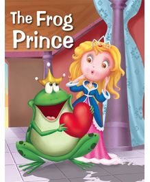 Pegasus Story Book The Frog Prince - English