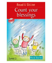 Pegasus Moral Story Book Count Your Blessings - English