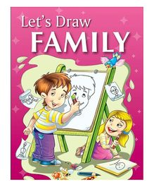 Pegasus Drawing Book Lets Draw Family