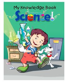 My Knowledge Book Science - English