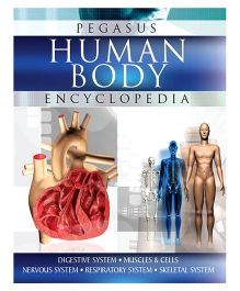 Pegasus Knowledge Book Human Body Combined Edition - English