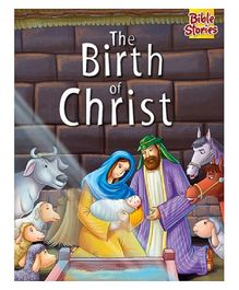 Pegasus Story Book The Birth Of Christ - English