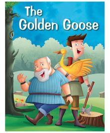 Pegasus Story Book The Golden Goose - English