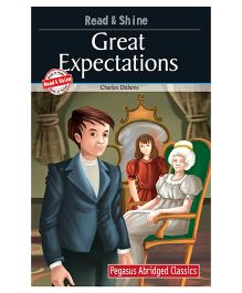 Pegasus Great Expectation Book - English