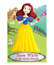 Pegasus Snow White And The Seven Dwarfs Book - English