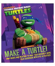 Parragon Teenage Mutant Ninja Turtles - English