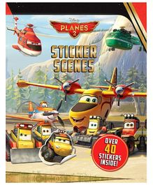 Parragon Disney Planes Fire & Rescue Sticker Book - English