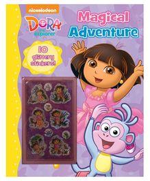 Parragon Dora the Explorer Magical Adventure Sticker Book - English