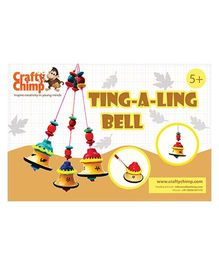 Crafty Chimp Ting A Ling Bell