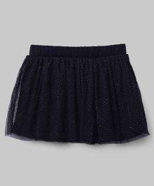 Net Skirt - Black