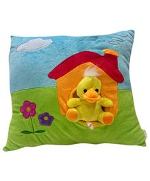 Soft Buddies Cushion Multi Color - Duck House