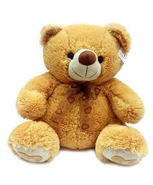 Soft Buddies Teddy Bear Soft Toy Large Brown - Height 69 cm