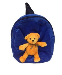 Soft Buddies School Bag - Bear