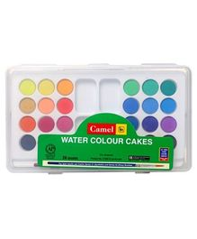 Camel - Water Colour Cakes