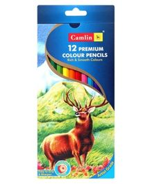 Camel Premium Colour Pencils