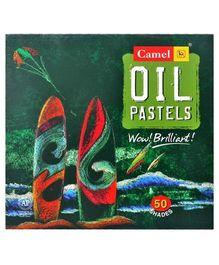 Camel - Oil Pastels