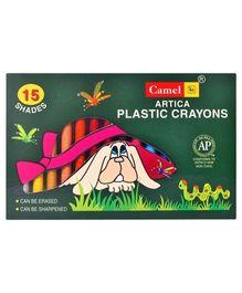 Camel - Artica Plastic Crayons