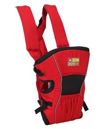 Mee Mee Convenient Four Way Baby Carrier - Red