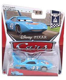Disney Pixar Cars Toy Car The King - Sky Blue