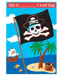 Brand -  Loot Bags Pirate Party - Set of 8