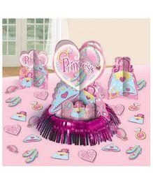 Wanna Party Table Princess Decoration Kit