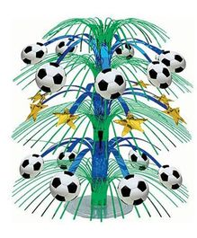 Wanna Party Soccer Cascade Centerpiece