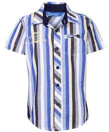 Dreamszone Shirt Half Sleeves - Stripes
