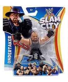 WWE Slam City Figure Undertaker - Height 6.5 cm