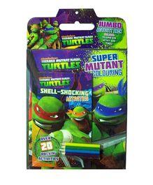 Parragon Teenage Mutant Ninja Turtles Grab Bag Book - English