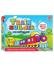 MadRat Train Builder - A Fun Matching Game