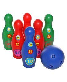 OK Play - Junior Bowling Alley