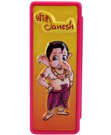 Buddyz Shree Ganesha 2D Pogo Pencil Box