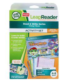 Leap Frog Writing Workbook Talking Words Factory